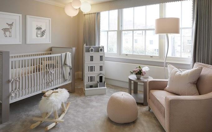 En Başından İtibaren: Bebek Odası Nasıl Dekore Edilir