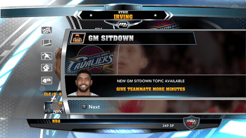 NBA 2k14 MyCareer Mod : Kyrie Irving - hoopsvilla