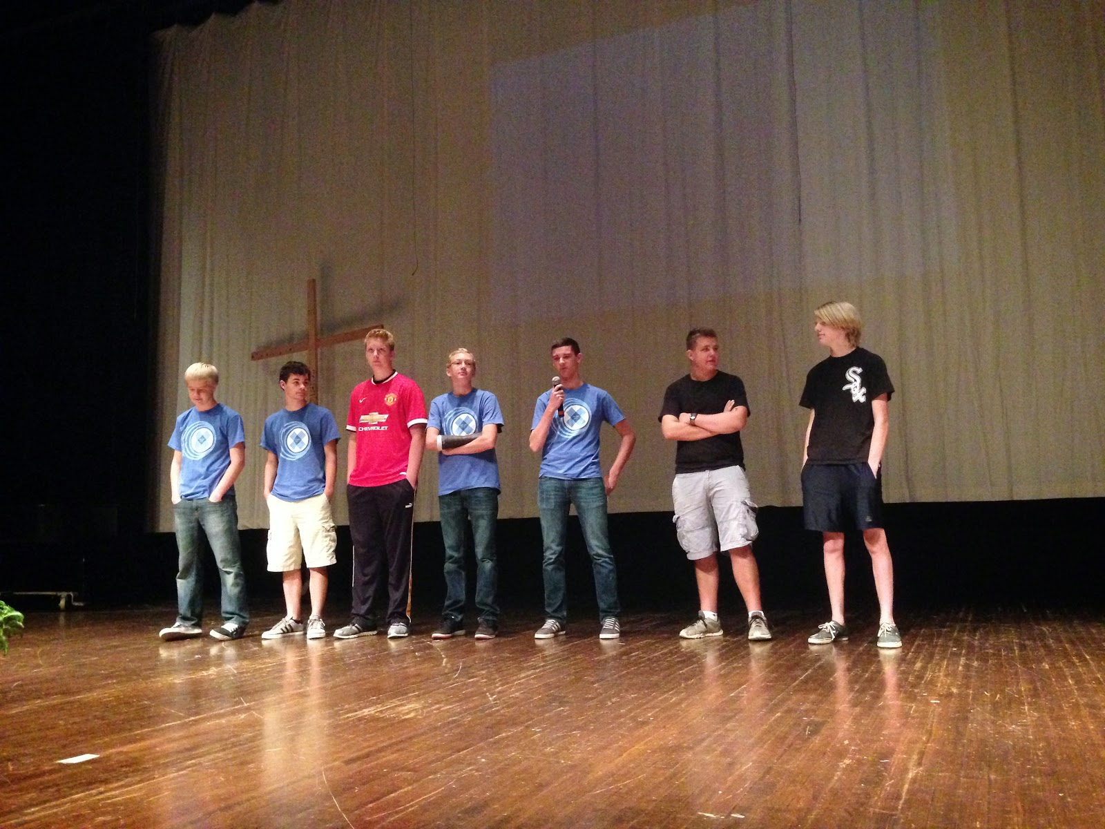 Sacred Journey: MacTrees40: Mission Trip Testimonies & Middle School