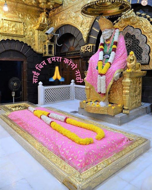pink color clothes wear  Jai sai baba hindi quotes 2020 images