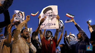 Ebrahim Raisi Jadi Presiden baru Iran