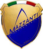 Logo Mazzanti marca de autos