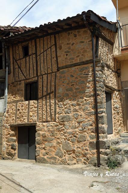 Casa de la Moza Santa, Sequeros
