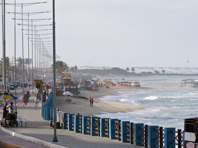 Praias, Cajueiro, Shopping do Artesanato...