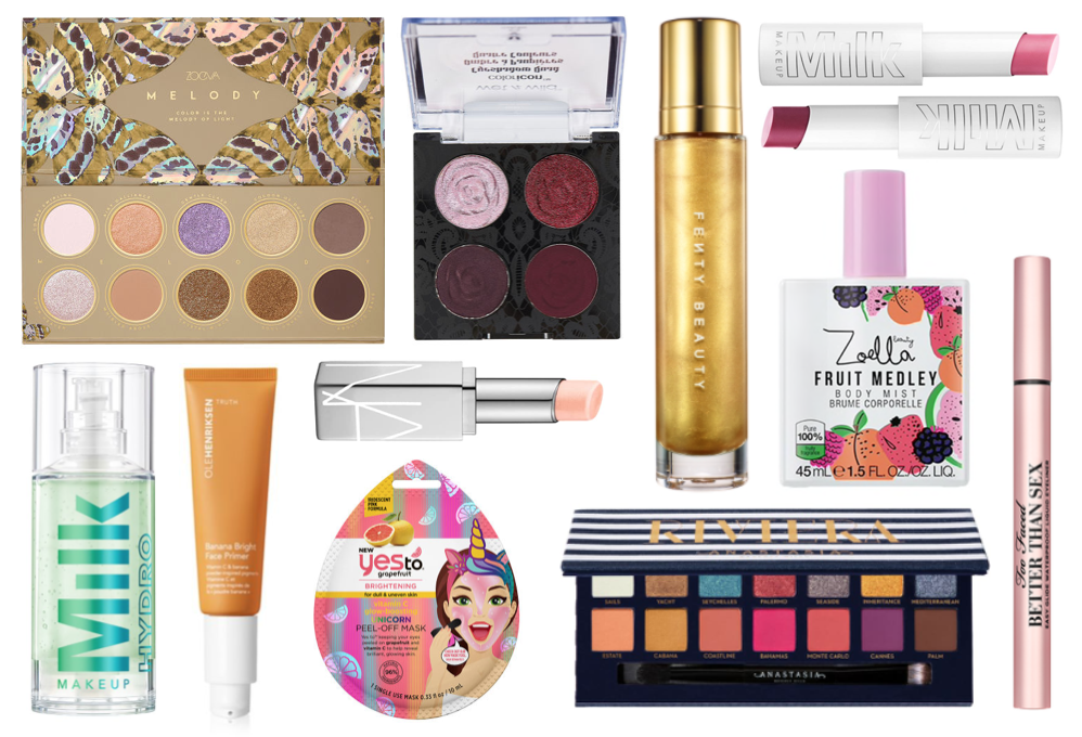 New In Beauty: March 2019
