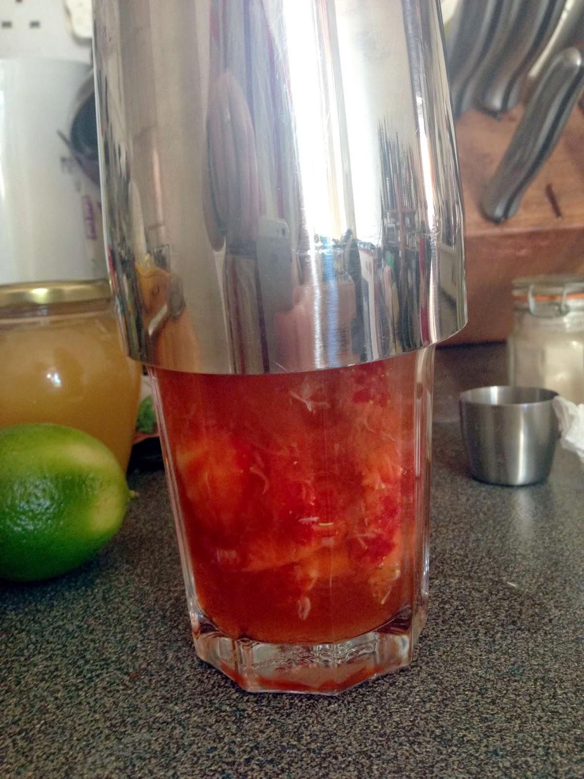 Stitch & Bear - Strawberry daiquiri - Shake