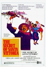 """Carátula del DVD: """"El secreto de Santa Vittoria"""""""