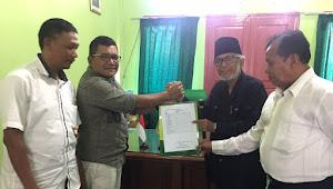 Mantan Ketua DPRA dan Mantan Sekda Aceh Merapat ke Partai Bulan Bintang