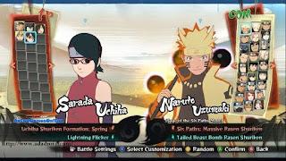 Naruto Senki AP7 v2 Fixed FC by Ashar Apk
