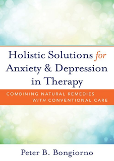 free ebook pdf download Holistic Solutions for Anxiety & Depression in Therapy