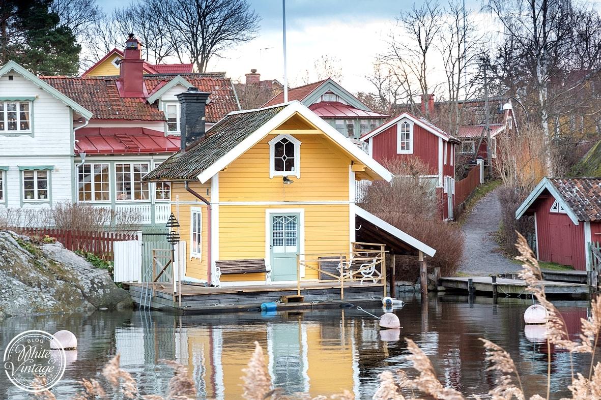 Weihnachtszeit in Vaxholm