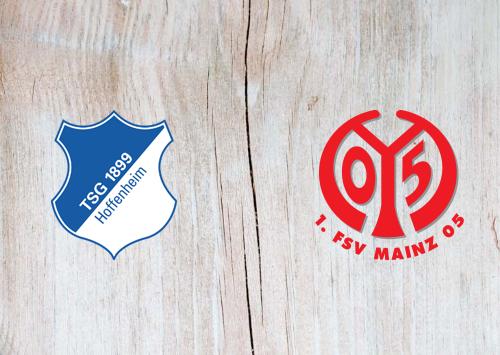 Hoffenheim vs Mainz 05 -Highlights 21 March 2021