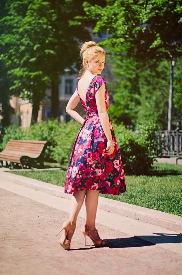 russian fashion blogger, summer look, лучший лук,летние платья