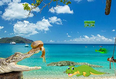AjazGames Escape Crocky W…