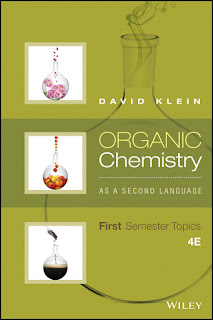 Organic Chemistry As a Second Language First Semester Topics 4th Edition