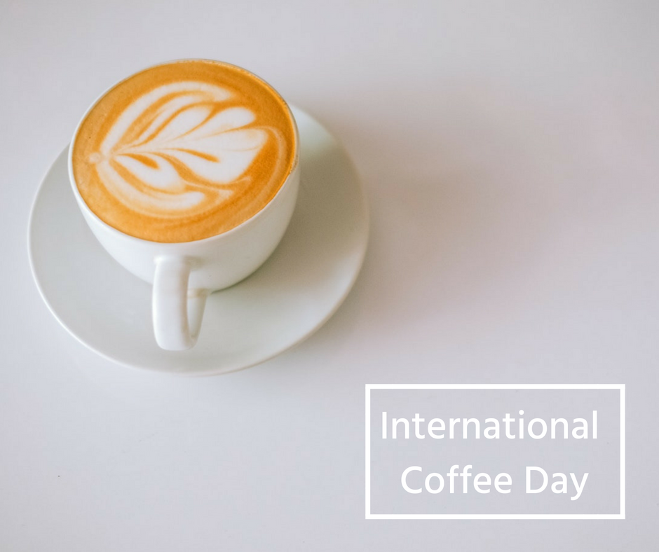 International Coffee Day Wishes Beautiful Image