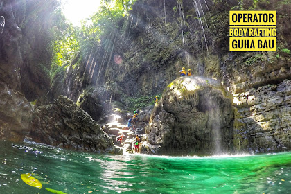 Green Canyon Tour | Operator Body Rafting Guha Bau