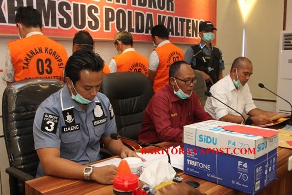 Berkas Korupsi Penimbunan Jalan TPA di Katingan Senilai Rp1,78 Miliar Diserahkan ke Kejati Kalteng