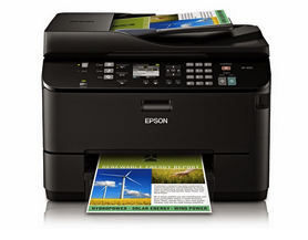 Epson WP-4530 Printer Driver Download free
