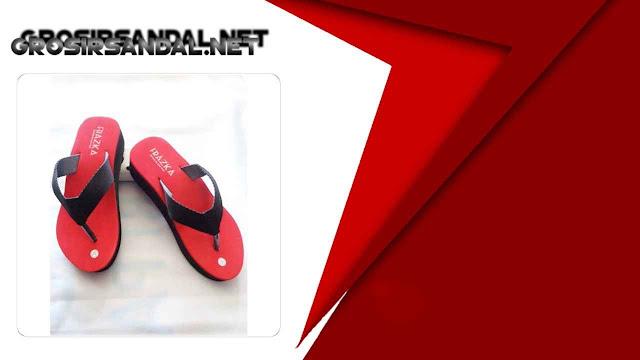 Wedges RSL Simplek Dws | Pusat Sandal Wedges