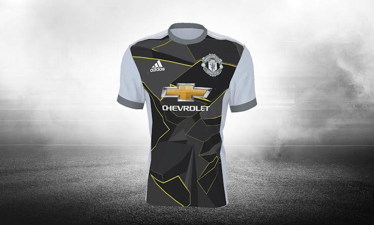 Manchester United 17-18 Third Kit - Adidas Creator Studio Best Of ...