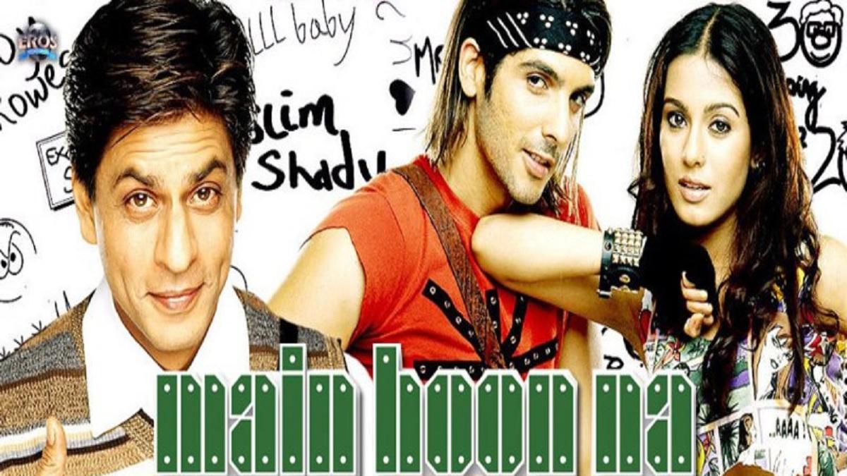 Main Hoon Na Movie Download - Main Hoon Na Hindi Full Movie Free Download