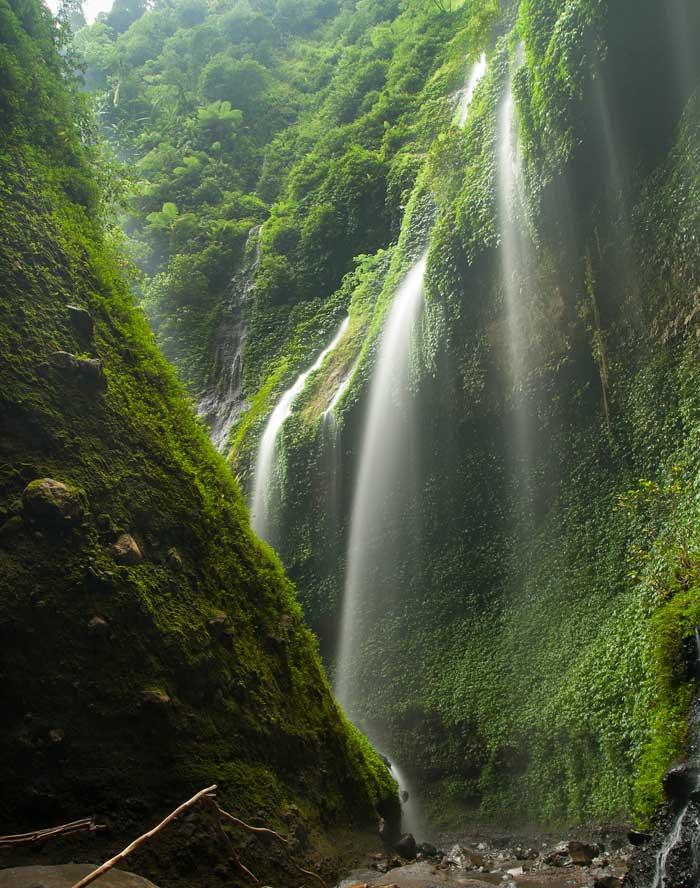 Fasilitas Madakaripura Waterfall
