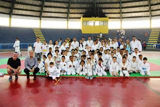 1º Festival de Judô de Registro-SP reuniu mais de 250 atletas do Vale do Ribeira