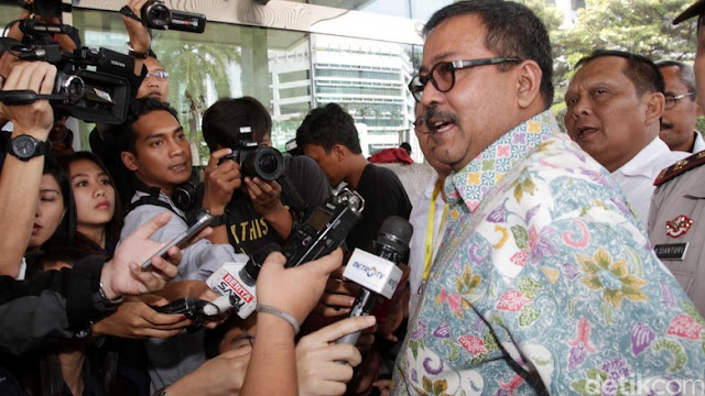 Proses Damai, Anak Angkat Gubernur Rano Karno Tetap Ditilang