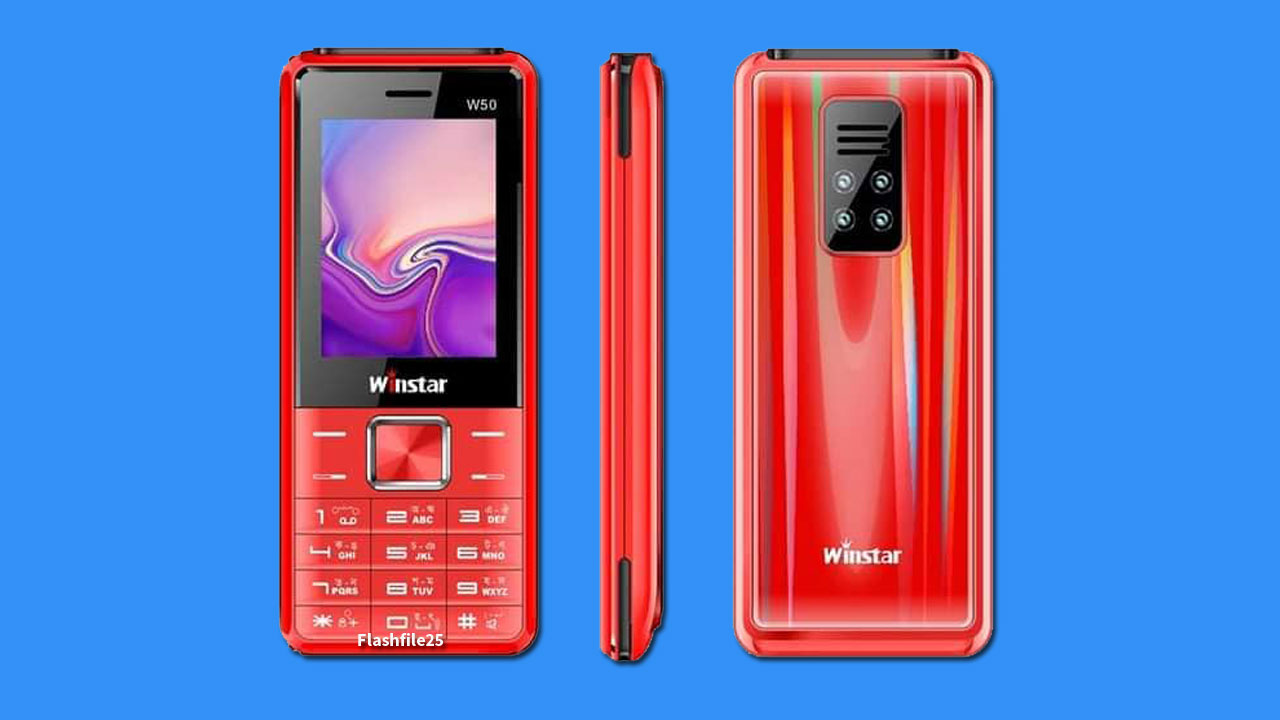 Winstar W50 Flash File. You can easily download after install the flash file on your mobile phone