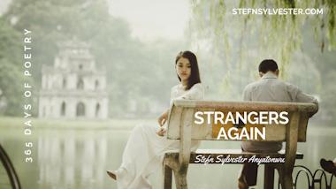 Strangers Again - Stefn Sylvester Anyatonwu