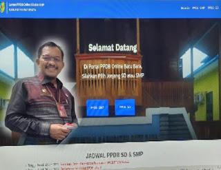 Kadisdik, Ilyas : PPDB Secara Online Batu Bara Mulai 21 Juni 2021