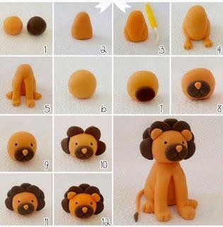 Membuat Patung Boneka Anjing