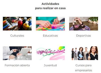 https://www.aytosanlorenzo.es/covid19/actividades-para-casa/