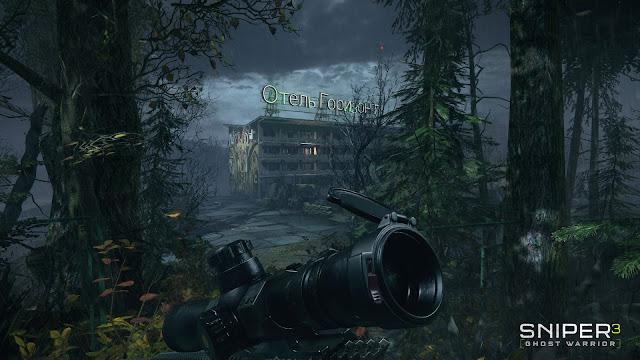 Sniper Ghost Warrior 3 Free Download Screenshot 2