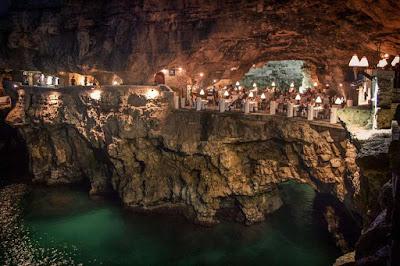 Grotta Palazzese : Manzo Giapponese Scaduto e Pesce Non Tracciabile