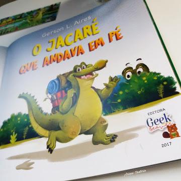 Resenha: O jacaré que andava em pé - Gerson Luiz Aires