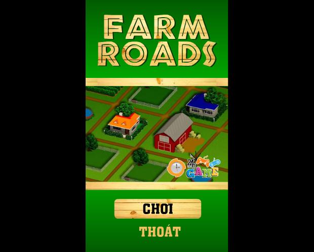 Đường tới nông trại