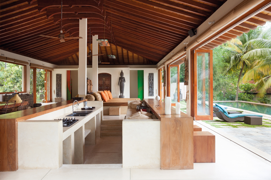 Color outside the lines book review at home in sri lanka for Home architecture sri lanka
