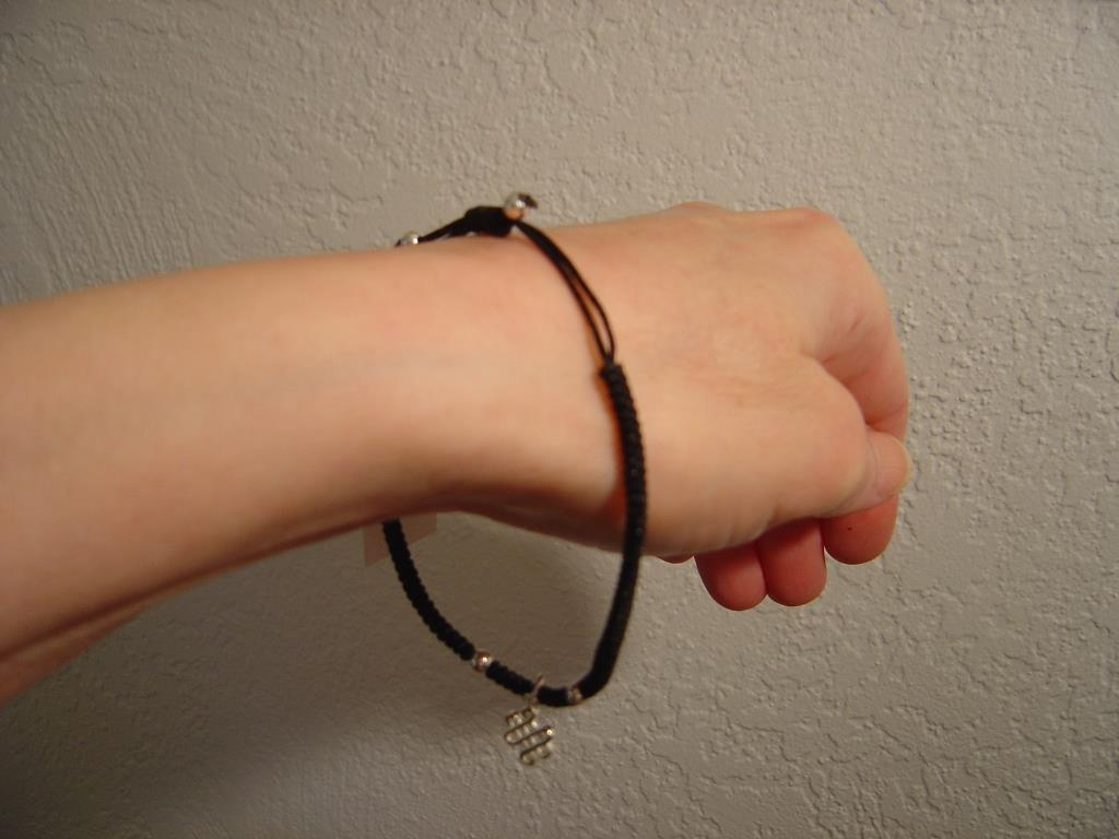 May Yeung Infinity Bracelet