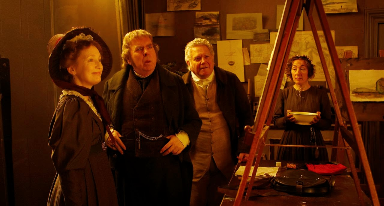 mr turner-lesley manville-timothy spall-paul jesson-dorothy atkinson