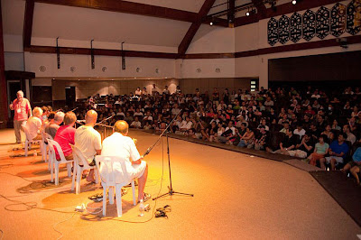 Music Workshop at RWMF