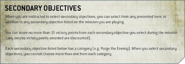 Objetivos Secundarios 9a Edición