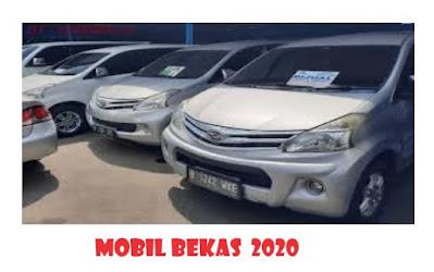 HARGA MOBIL BEKAS TERMURAH 2020