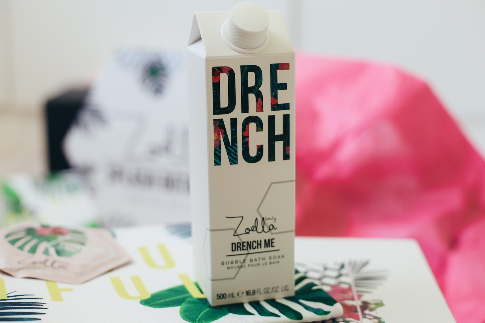 Zoella Drench Me Bath Soak