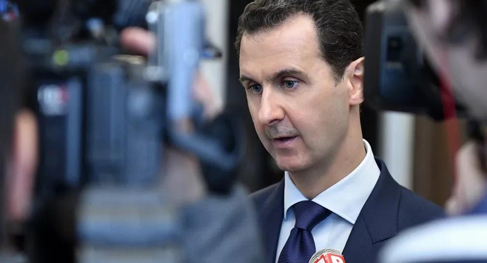 ترامب يعلن لأول مرة أنه حاول اغتيال بشار الأسد... لماذا تراجع