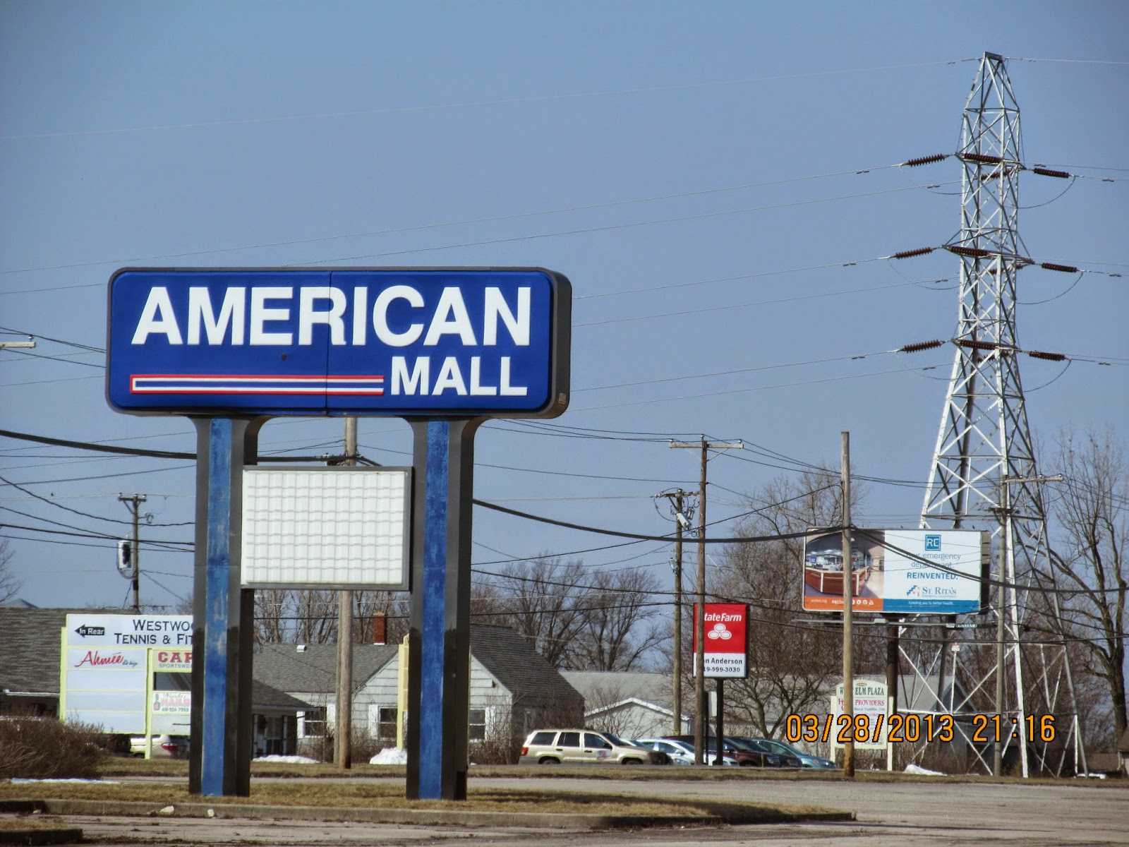 Lima Ohio Mall >> Trip To The Mall American Mall Lima Oh