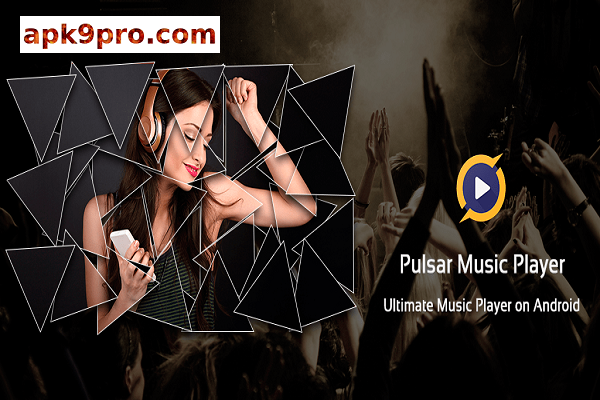 Pulsar Music Player Pro v1.9.3 Apk (File size 4 MB) for android