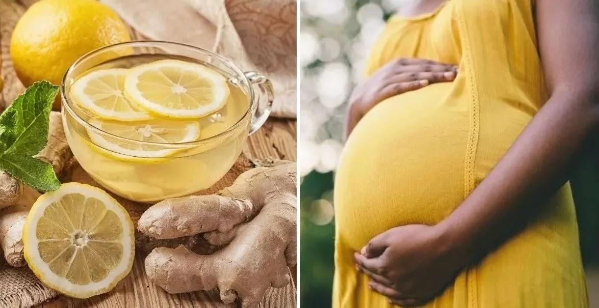 É Seguro Beber Chá de Gengibre Durante a Gravidez?