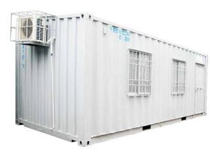 Giá thuê container văn phòng 20 feet